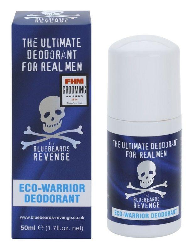 Bluebeards Eco Warrior - Męski dezodorant w kulce - 50ml