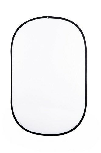 Quantuum Blenda srebrno-biała 120x180cm