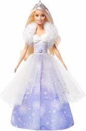 Barbie GKH26 , Dreamtopia Księżniczka Lodowa Magia W Sukni Z Przemianą Gkh26 ,wielokolorowy