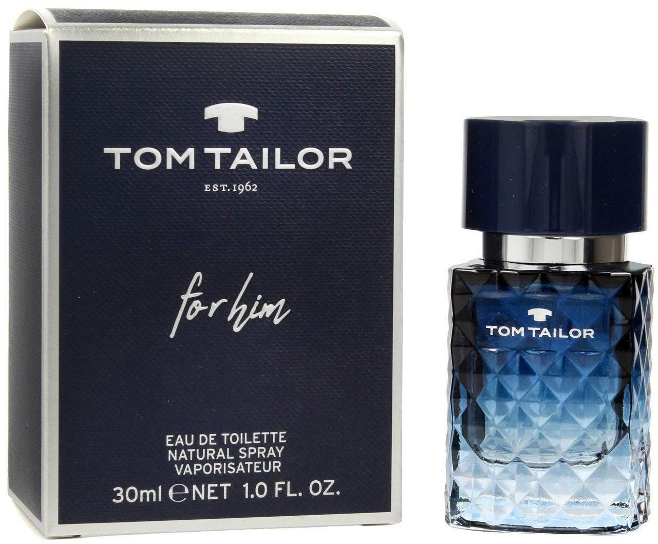 Tom Tailor For Him Woda toaletowa 30ml