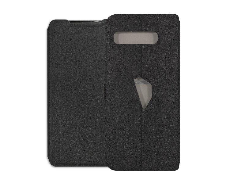 Asus ROG Phone 3 - etui na telefon Soft Wallet Book - czarny