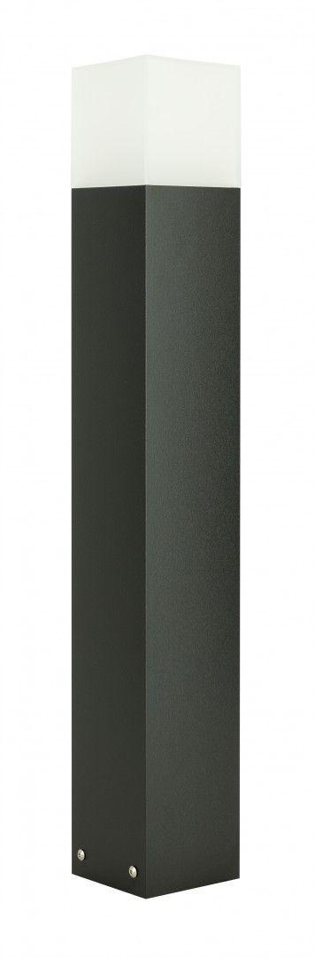 SU-MA Cube Max CB-MAX 700 BL lampa stojąca czarna E27 IP44 70cm
