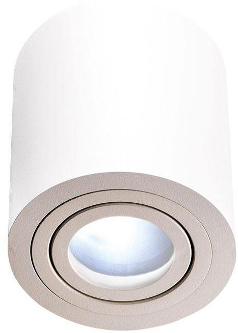 Łazienkowa tuba GU10 Rullo bianco IP44 biała - Orlicki Design // Rabaty w koszyku i darmowa dostawa od 299zł !