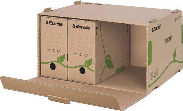 Pudło do archiwizacji otwierane z przodu ESSELTE EKO siarczanowe - X07647
