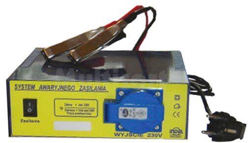 System zasilania awaryjnego 12VDC/230V 300VA