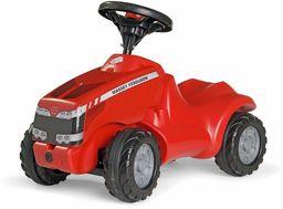 Rolly Toys RollyMinitrac MF 5470 (dla dzieci w wieku od 1,5 do 4 lat, półka pod maską silnika, cicha opona) 132231