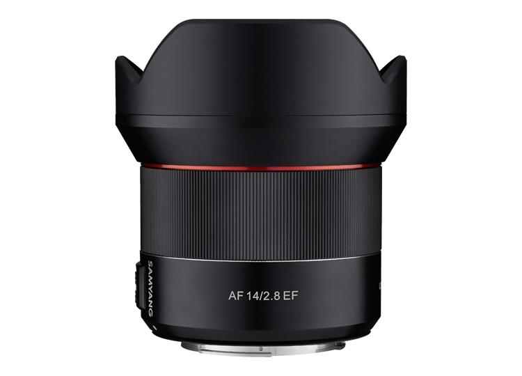 Samyang AF 14mm F2.8 EF - obiektyw stałoogniskowy do Canon EF Samyang AF 14mm F2.8 EF