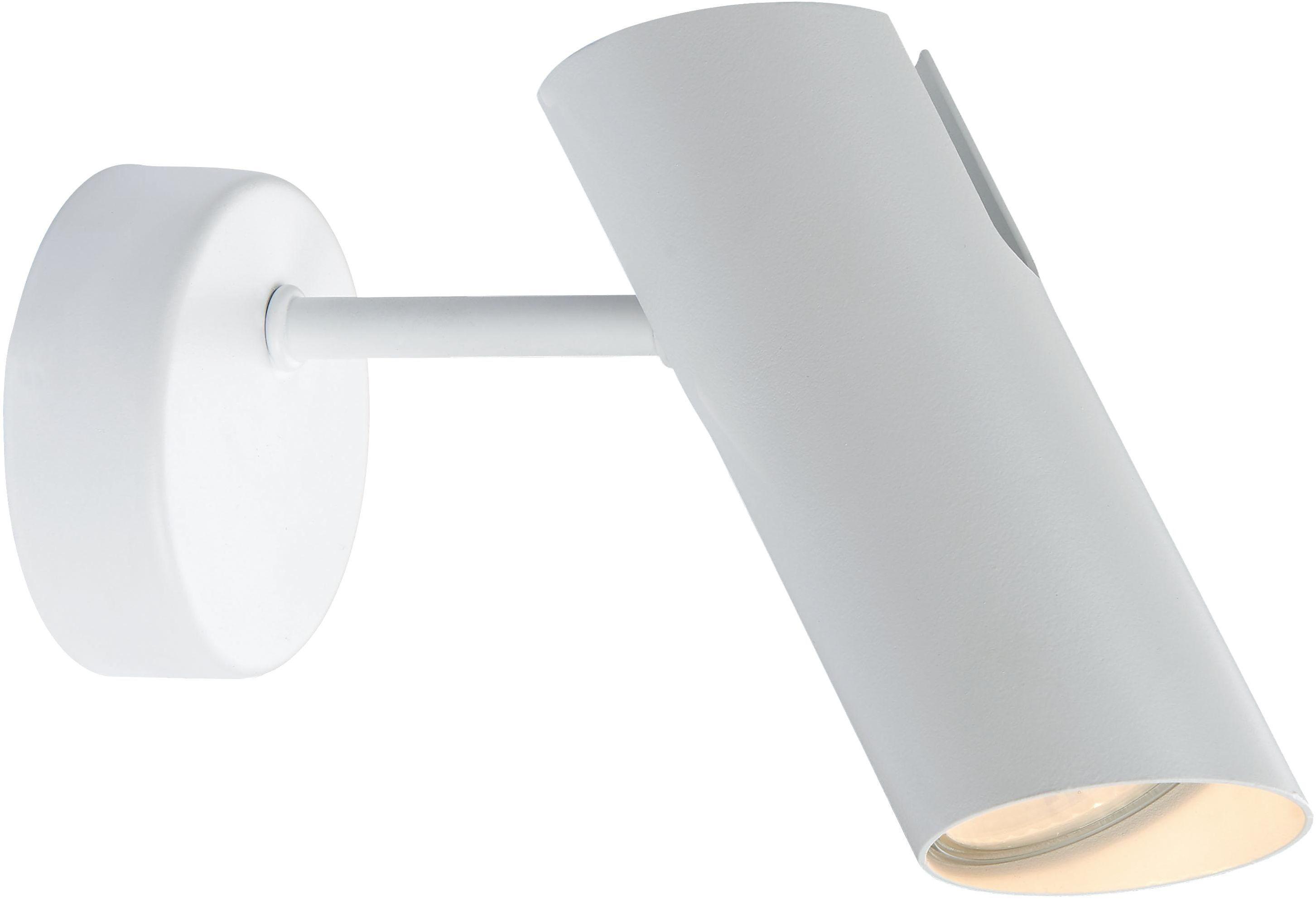 Futuro kinkiet regulowany biały LP-17001/1W WH - Light Prestige // Rabaty w koszyku i darmowa dostawa od 299zł !