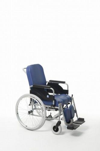 Wózek specjalny z dodatkową funkcją toaletową 9300