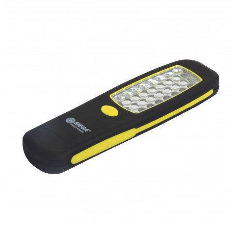 51026 Latarka serwisowa 24 LED, 210mm, Mega