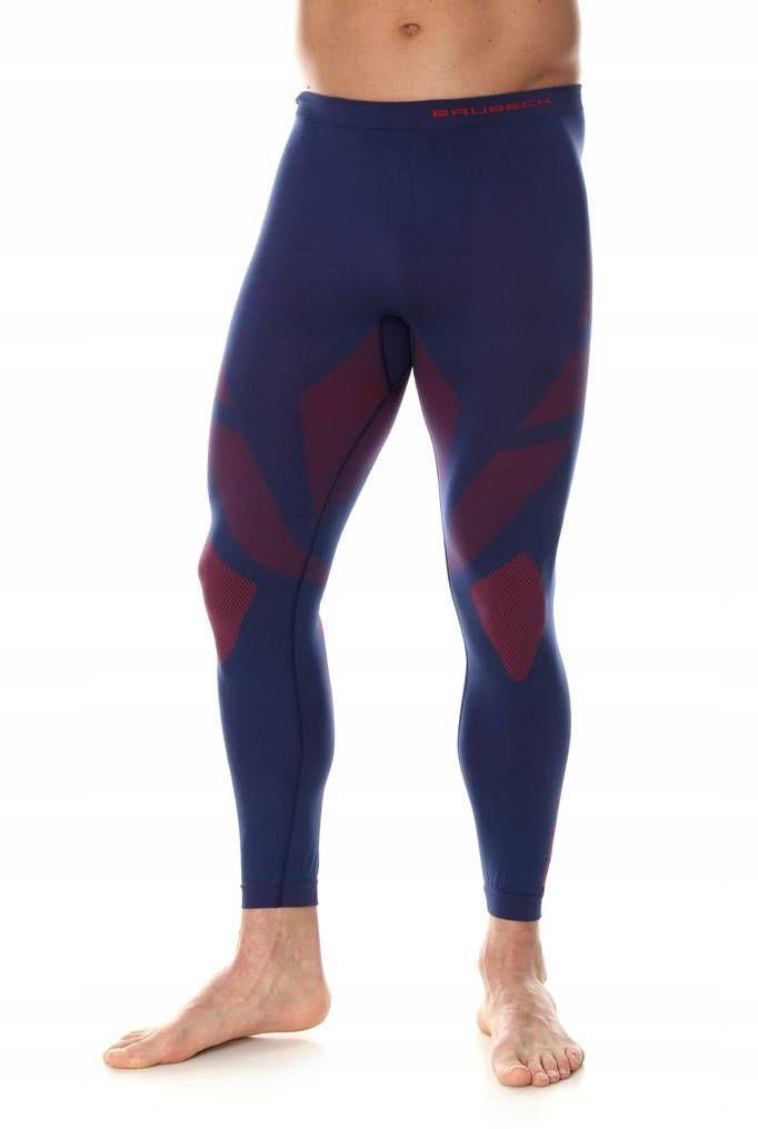 Spodnie męskie Termoaktywne Brubeck bielizna termoaktywna - LE11860
