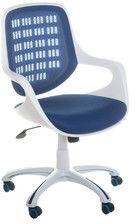 Fotel biurowy CorpoComfort BX-4325 Niebieski