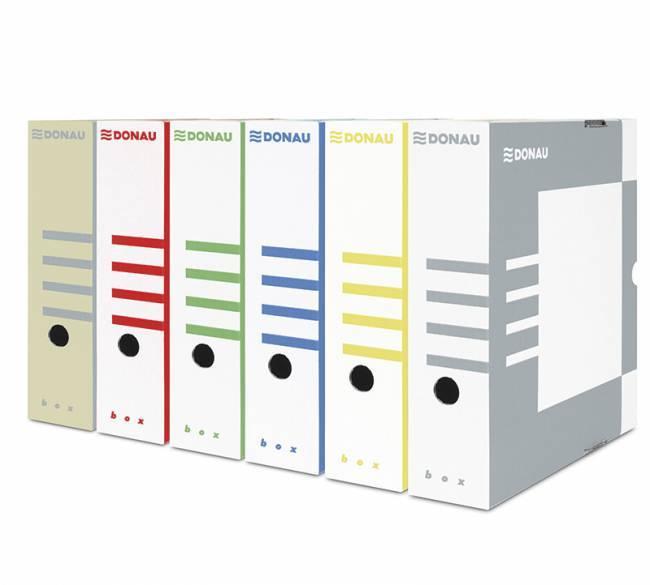 Pudło archiwizacyjne 1000 kartek kartonowe FSC DONAU