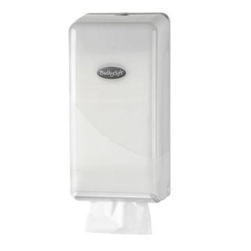 Bulkysoft dozownik Do papieru toaletowego w składce