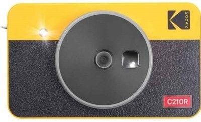 Kodak Minishot Combo 2 Retro żółty