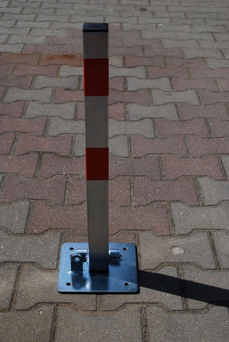 Blokada słupek zapora parkingowa I ocynk