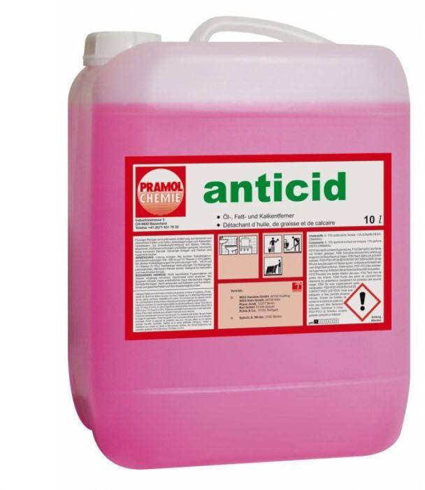 Anticid - Odkamieniacz w przemyśle spożywczym