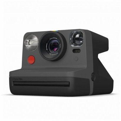 Aparat Polaroid Now (czarny)
