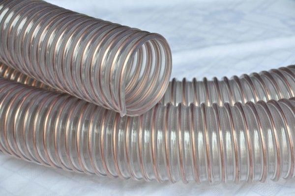 Wąż ssawny PVC Asenizacyjny fi 90 mm