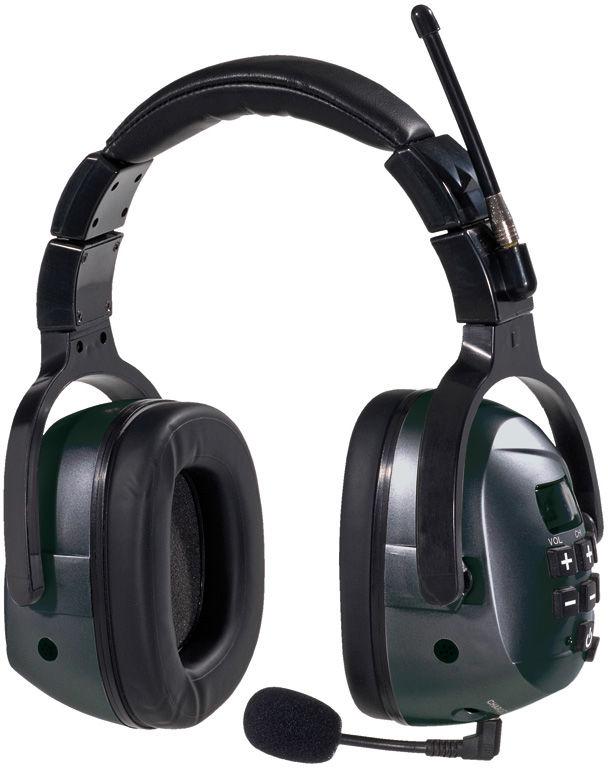 Ochronniki słuchu do komunikacji PIT-BOARD