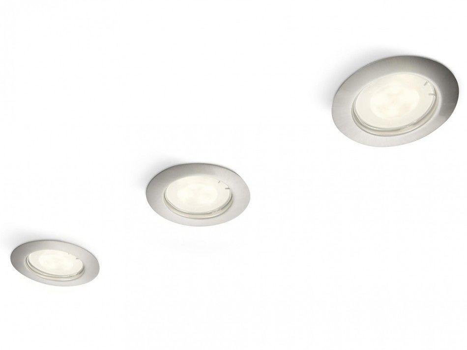 Philips LUNAR lampa 59143/17/16 wpust x3 LED