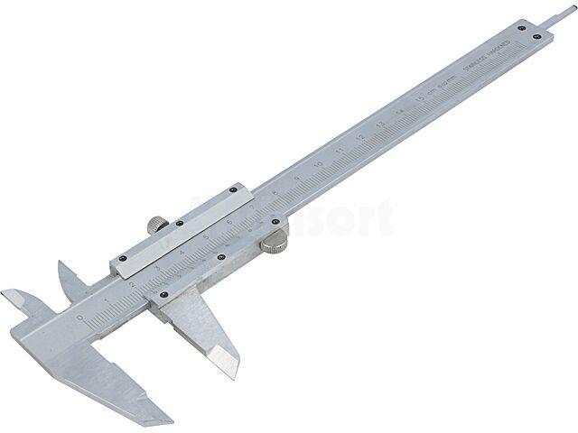 Suwmiarka metalowa MEGA 0-150mm z odczytem analogowym