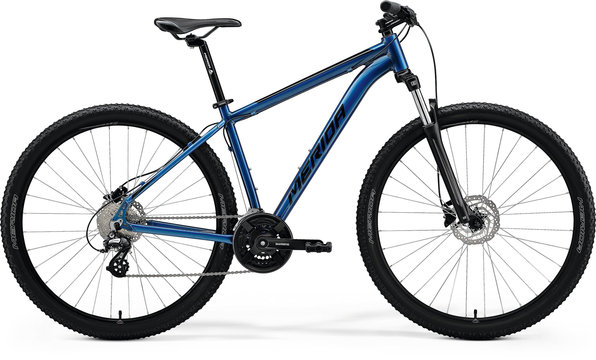 "Rower Merida BIG.NINE 15 niebieski 29"" 2021"