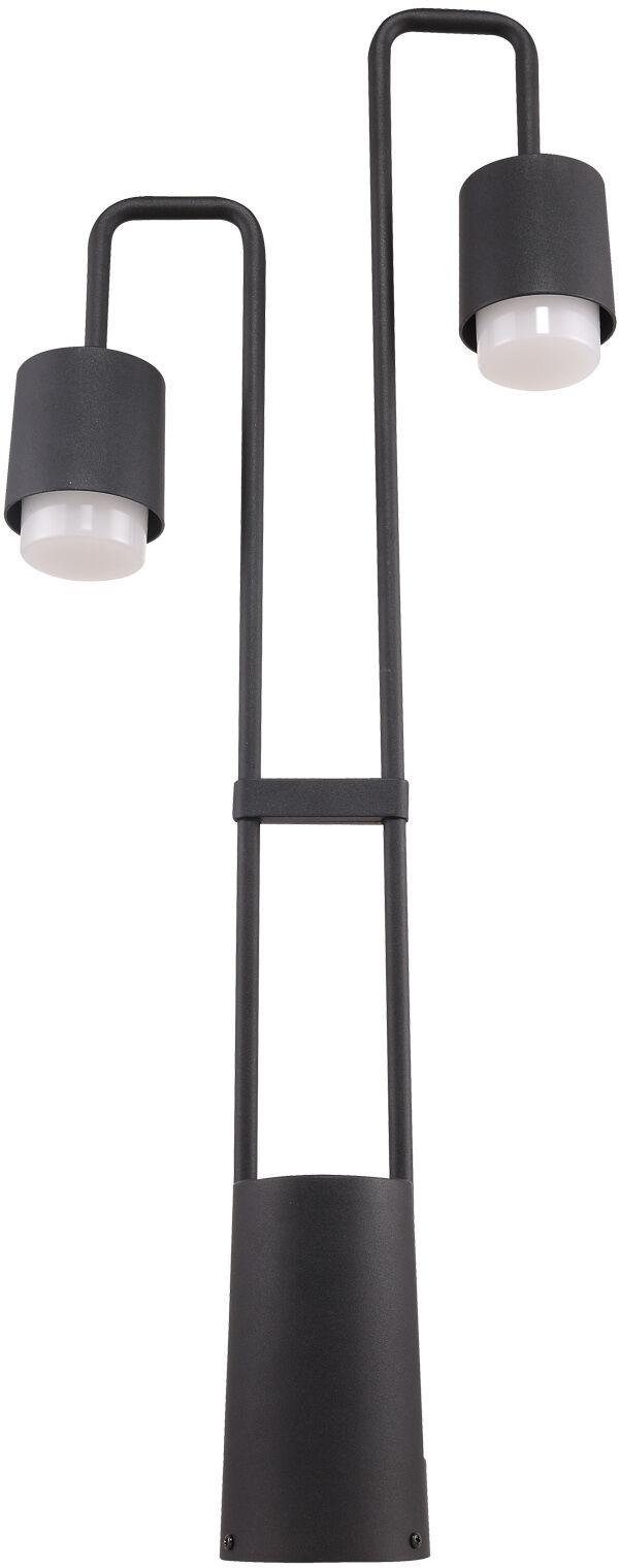 Lampa stojąca Sorano C49/80/BK-9 - Italux  Sprawdź kupony i rabaty w koszyku  Zamów tel  533-810-034