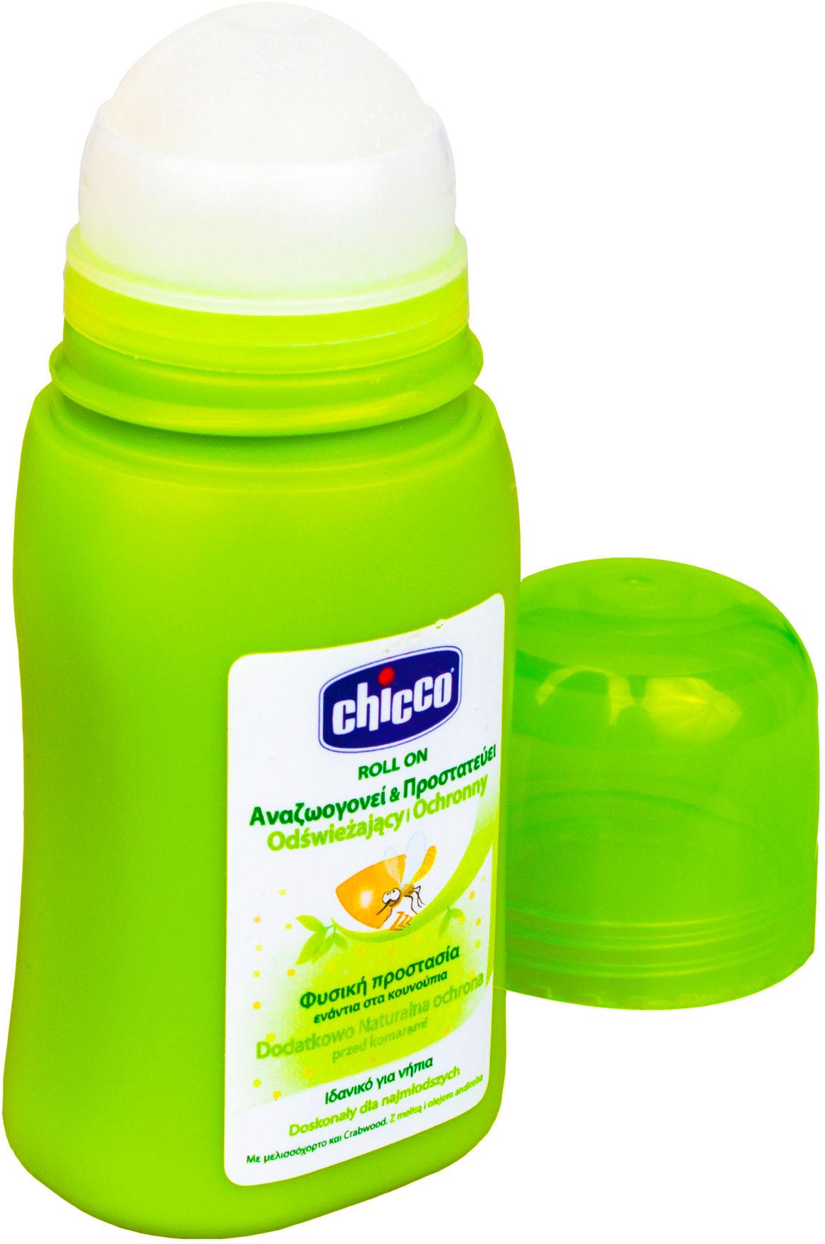 Chicco roll on na komary 2m+ Środek na komary dla dzieci