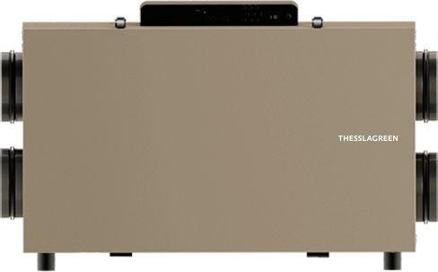 AirPack Home 400h Rekuperator z montażem Centrala wentylacyjna z odzyskiem ciepła