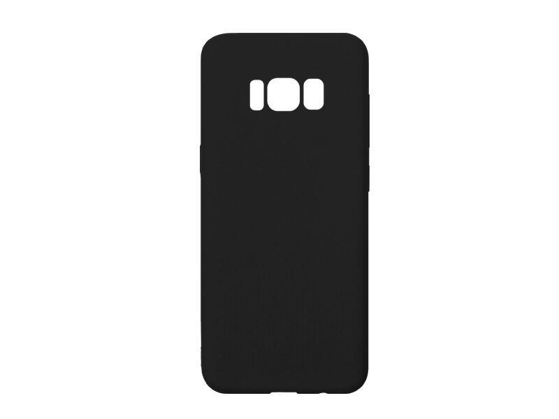 Samsung Galaxy S8 - etui na telefon Soft Flex - czarny