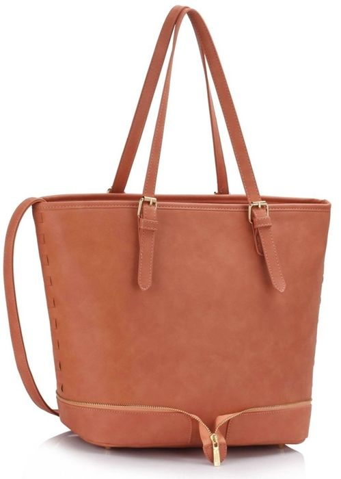 Torba damska Shopperka Catty Nude