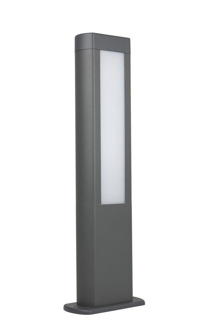 SU-MA Evo GL15402 lampa stojąca ciemny popiel LED 12W 4000K 50cm