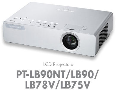Panasonic PT-LB90E