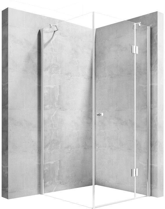 Rea Brodzik prysznicowy akrylowy Rea Calisto 80 x 120