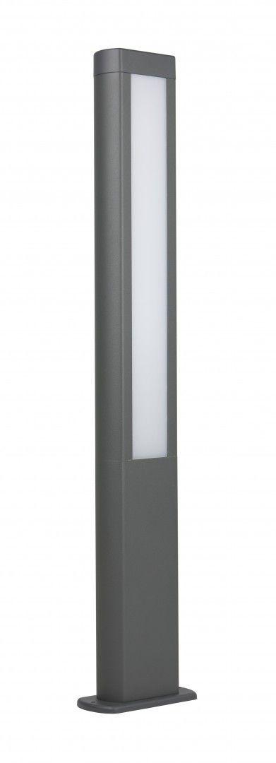 SU-MA Evo GL15403 lampa stojąca ciemny popiel IP54 80cm
