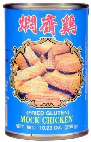 Mock Chicken, wegański kurczak 280g, Wu Chung
