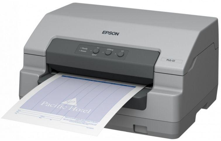 Drukarka igłowa Epson PLQ-22M (C11CB01401)