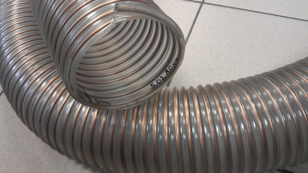 Wąż ssawny PVC Asenizacyjny fi 250 mm