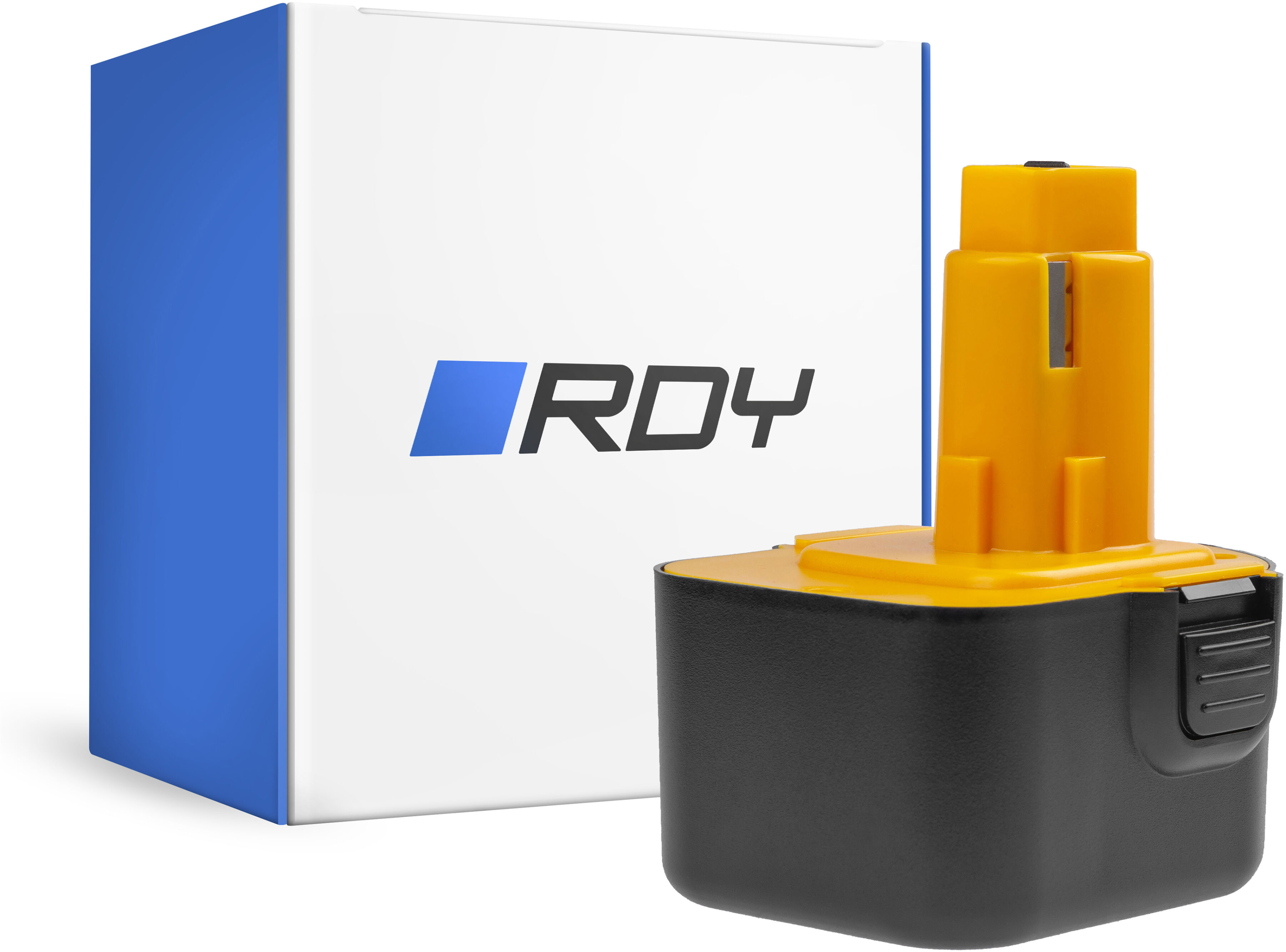 Bateria RDY (3Ah 12V) A9252 A9275 DE9037 DE9071 DE9074 DE9075 do DeWalt / Black&Decker KC120V KC1262F CD12C CD12CA