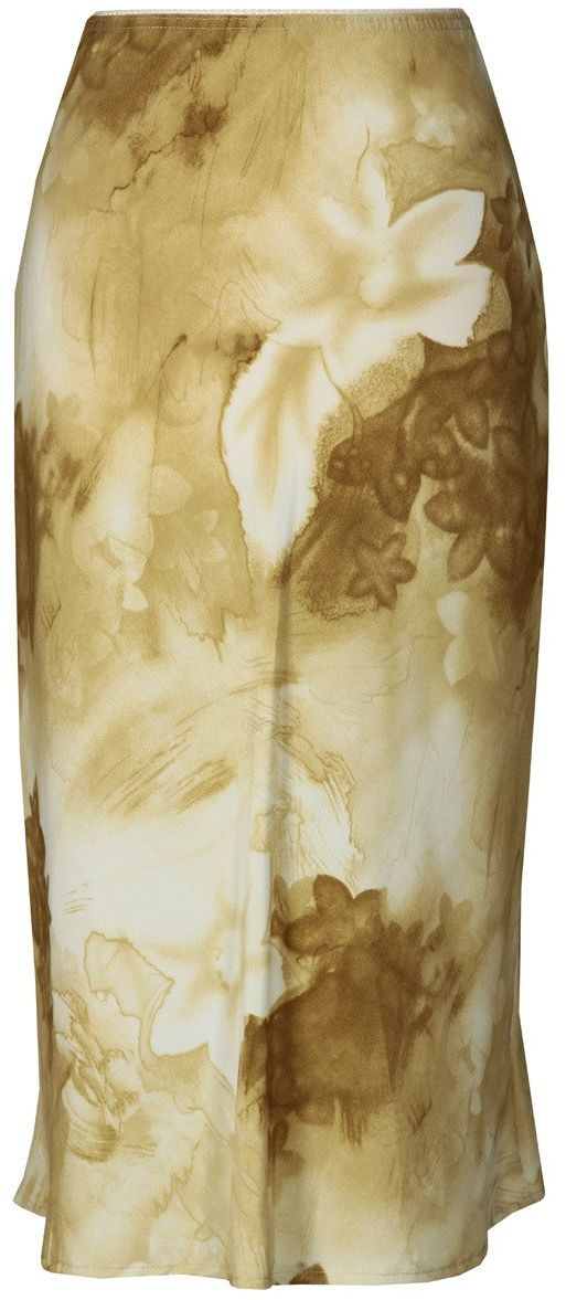 Spódnica FSP771 BEŻOWY