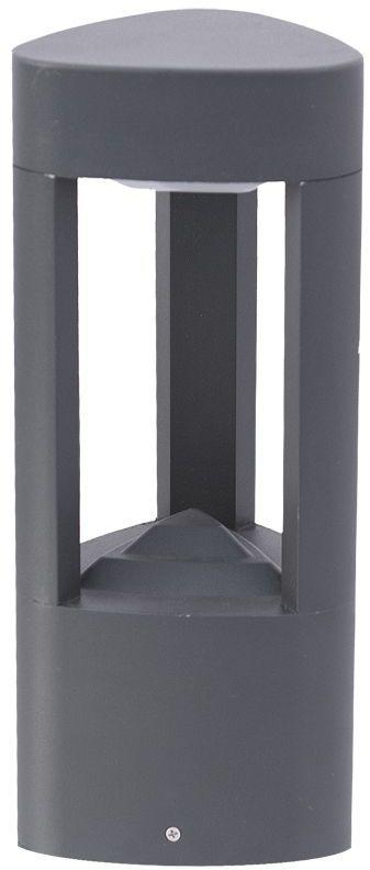 SU-MA FAN GL 11201 lampa stojąca ciemny popiel IP54 30cm