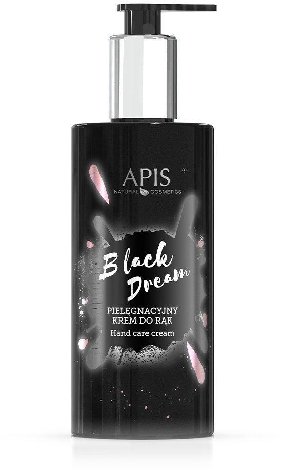 Pielęgnacyjny krem do rąk Apis Black Dream 300 ml
