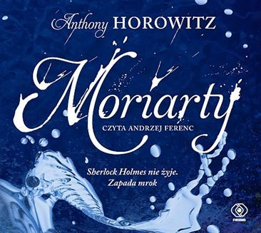 Moriarty / Audiobook CD MP3