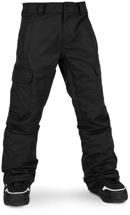 spodnie VOLCOM - cargo ins pant black (BLK)