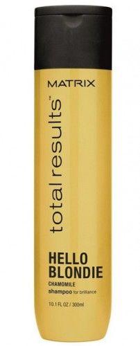 Matrix Total Results Hello Blondie szampon do włosów rozjaśnianych 300 ml