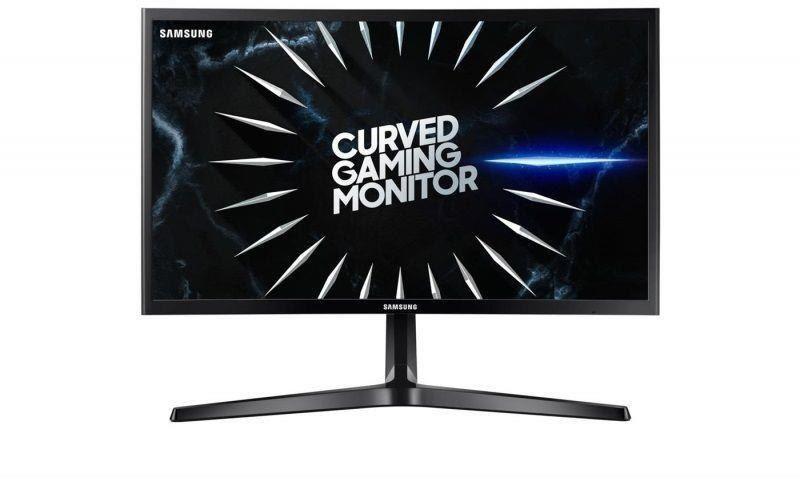 "Monitor Samsung 23,5"" C24RG50 2xHDMI DP"