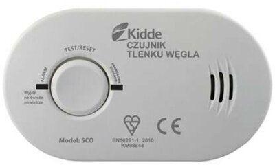Czujnik tlenku węgla DPM KID-5CO Biały. > DARMOWA DOSTAWA ODBIÓR W 29 MIN DOGODNE RATY