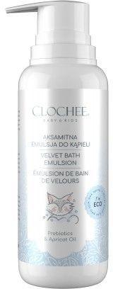 Clochee Clochee Velvet Bath Emulsion Aksamitna emulsja do kąpieli 200 ml