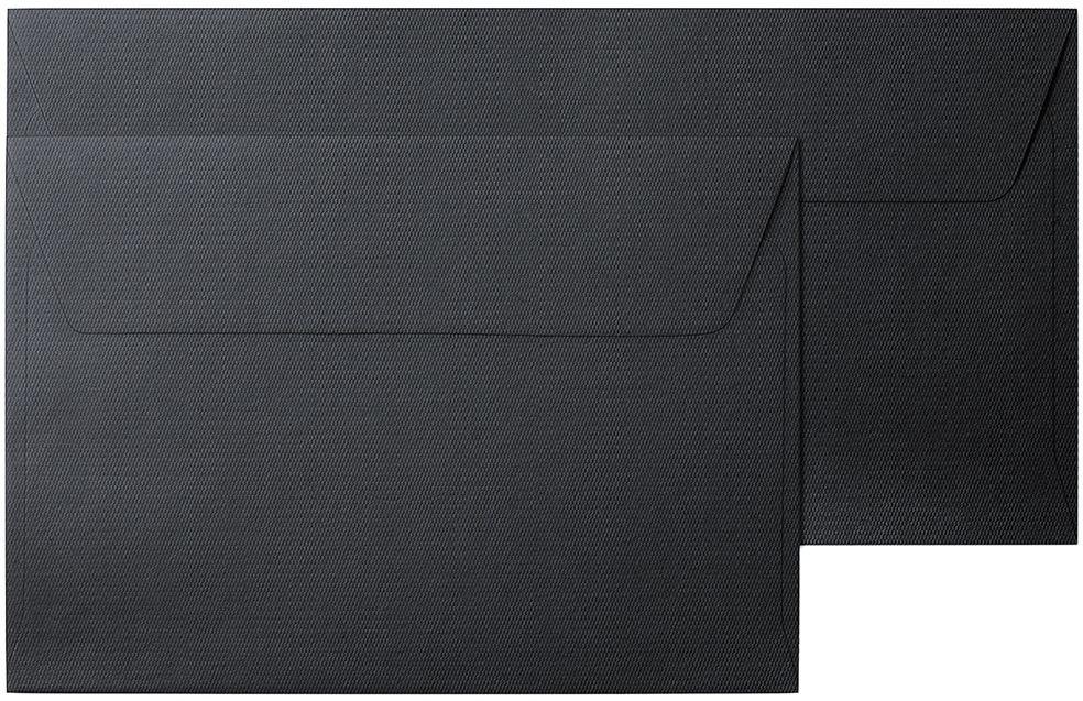 Koperty ozdobne Floryda czarny C6